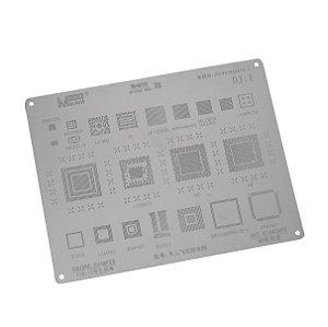 Stencil BGA MaAnt T-0.12 DJ1