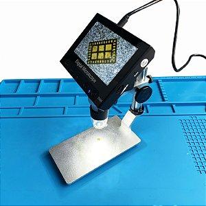 Microscópio Digital DM4 1000x 720P