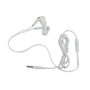 Fone De Ouvido P2 DR06 Stereo Sound Branco