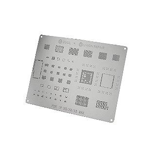 Stencil 2UUL t0.12 Iphone XS XS Max XR