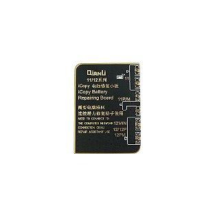 Placa teste Bateria iphone 11 ao 12 pro max iCopy 2ª Geração