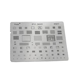 Stencil t0.12 Iphone 12 Pro Max P3077