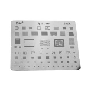 Stencil t0.12 Iphone 12 Pro P3076