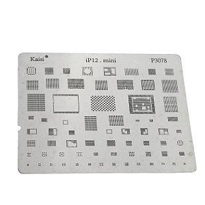 Stencil t0.12 Iphone 12 Mini P3078