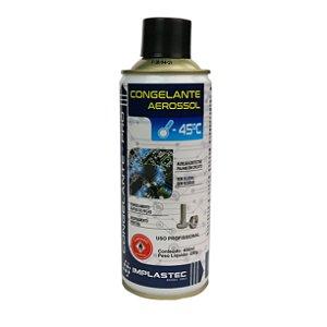 Spray Congelante Pro Aerossol Implastec 230g 400ml