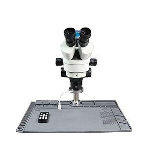 Microscopio Trinocular 37045A Completo CN3