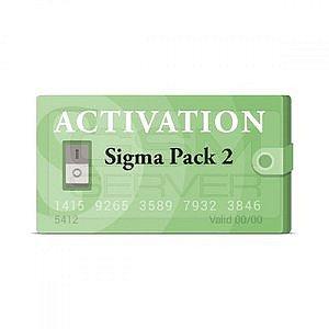 Ativação Sigma Pack 2