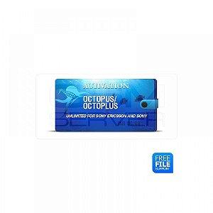 Ativação Octopus / Octoplus ilimitado Sony Ericsson