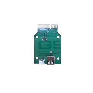 Adaptador Reativador Ip Para Teste De Bateria Em Ip Box 2