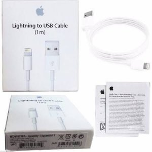 Cabo usb Iphone 5G 6G 7G Ipad 5 Lightning 1 Metro