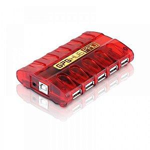 Gpg Hub Pro V2 10 Portas Hub Profissional