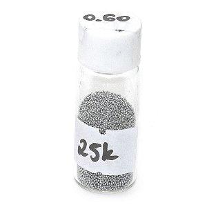 Esferas Bga Reballing 0.60mm Pote Com 25Mil