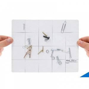 Tapete magnetico 25 por 30 cm