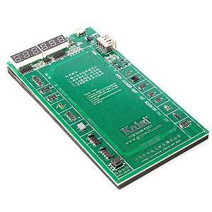 Placa Reativadora Bateria Iphones E Samsung Kaisi 9208
