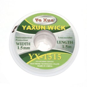 Malha Dessoldadora Yaxun YX 1515 1.5mm 150cm