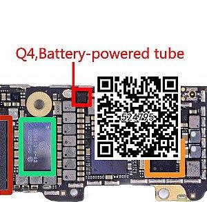 IC Power USB Q4 68815 Iphone 5S 9P