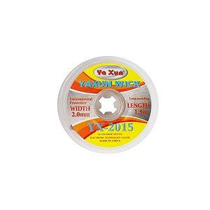 Malha Dessoldadora Yaxun 2015 2.0mm 150cm