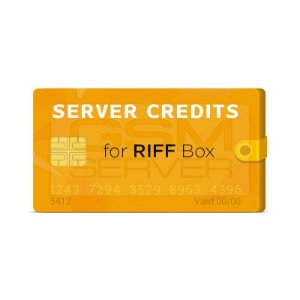 Pacote de 50 Créditos Z3X Box
