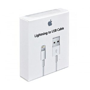 Cabo Dados Iphone 5G ao x Ipad 5 6 Lightning 1.5m