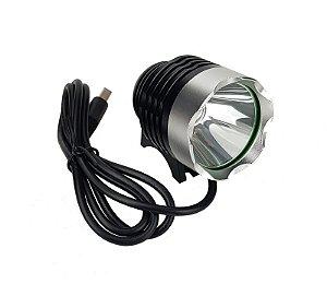 Mini Lampada uv usb Portatil Luz Uv cabo 2.5m