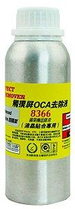 Removedor de cola oca 8366 alta eficiencia 500ml