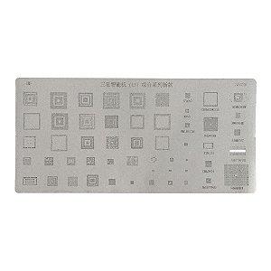 Stencil BGA S5026