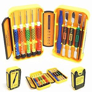 Kit de chave ideal para celulares 6029D 10 peças