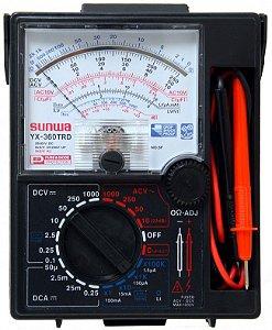 Multímetro YX360-TRD Analógico