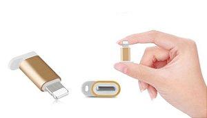 Adaptador Otg Micro USB lightning