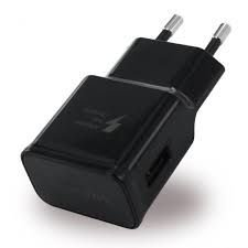 Carregador Samsung EP-TA20EWE n7 PRETO micro usb v8