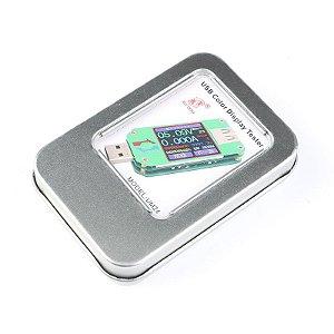Medidor de Tensão corrente e voltagem Sem Bluetooth Um24