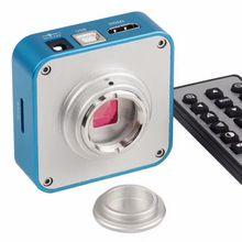 Câmera para Microscópio Trinocular  Full HD 16mp HDMI