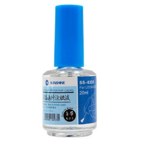 Removedor Cola Oca Sunshine 20ML  SS 8333
