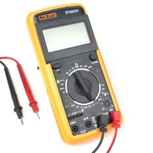 Multimetro Digital Yaxun DT-9205A+ com Capa