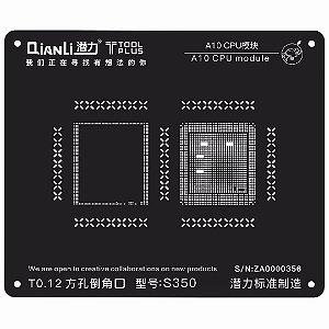 Stencil Black CPU A10 7 Qianli