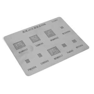 Stencil Para Reballing e Bga G1063 MTK