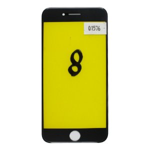 Vidro Frontal iPhone 8 4.7 Preto