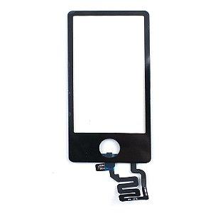 Touch iPod Nano Nano 7 7G 7ª geração Apple Preto