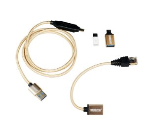 Cabo All Boot Android USB RJ45 Gsm Sources