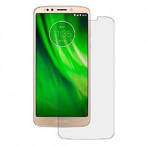 Pelicula Protetora Vidro Anti Choque Motorola E5 G6 Play