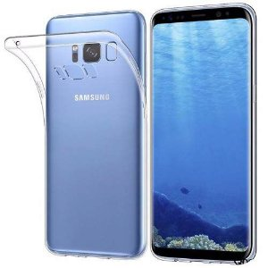 Capa Ultrafina Samsung S8 Transparente
