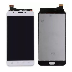 Display LCD Samgung G610 Galaxy J7 Prime Branco AAA Completo