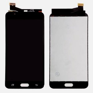 Display LCD Samgung G610 Galaxy J7 Prime Preto AAA Completo