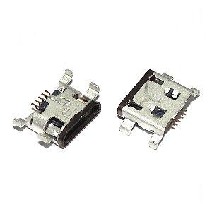 Conector de Carga Moto G1 E1 E4