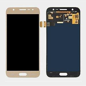 Display LCD Sam J500 Dourado
