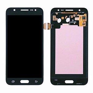 Display LCD Sam J500 Cinza Grafite