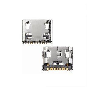 Conector de Carga Sam J110 G313 S6810 J120 J105