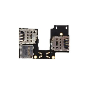 Flex conector de chip sim dual micro sd moto g3