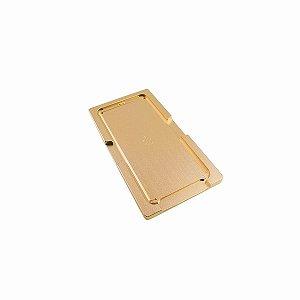 Molde Aluminio Laminação OCA Reparação LCD Samsung  S8 Plus
