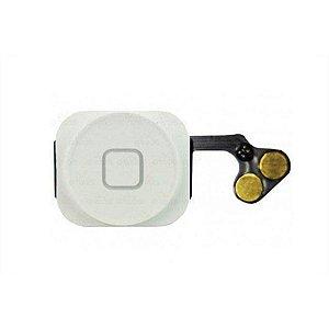 Flex Botão Home iPhone 5G branco